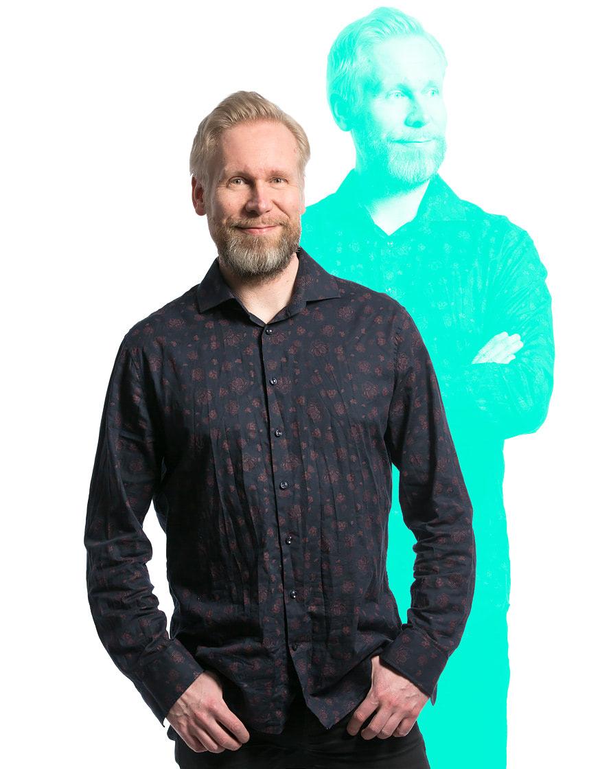 Kristian Hohkavaara, Toimitusjohtaja, asiakkuuspäällikkö