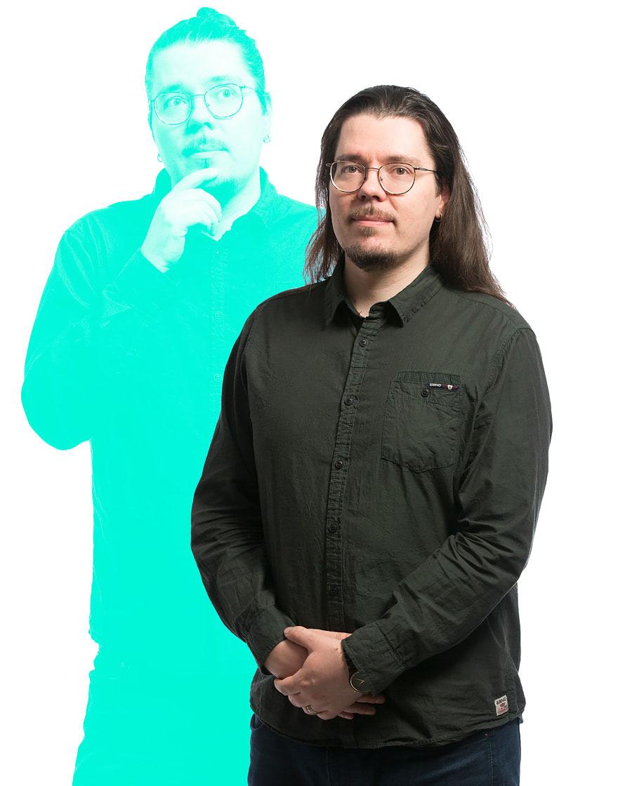 Niku Hietanen, Kehittäjä