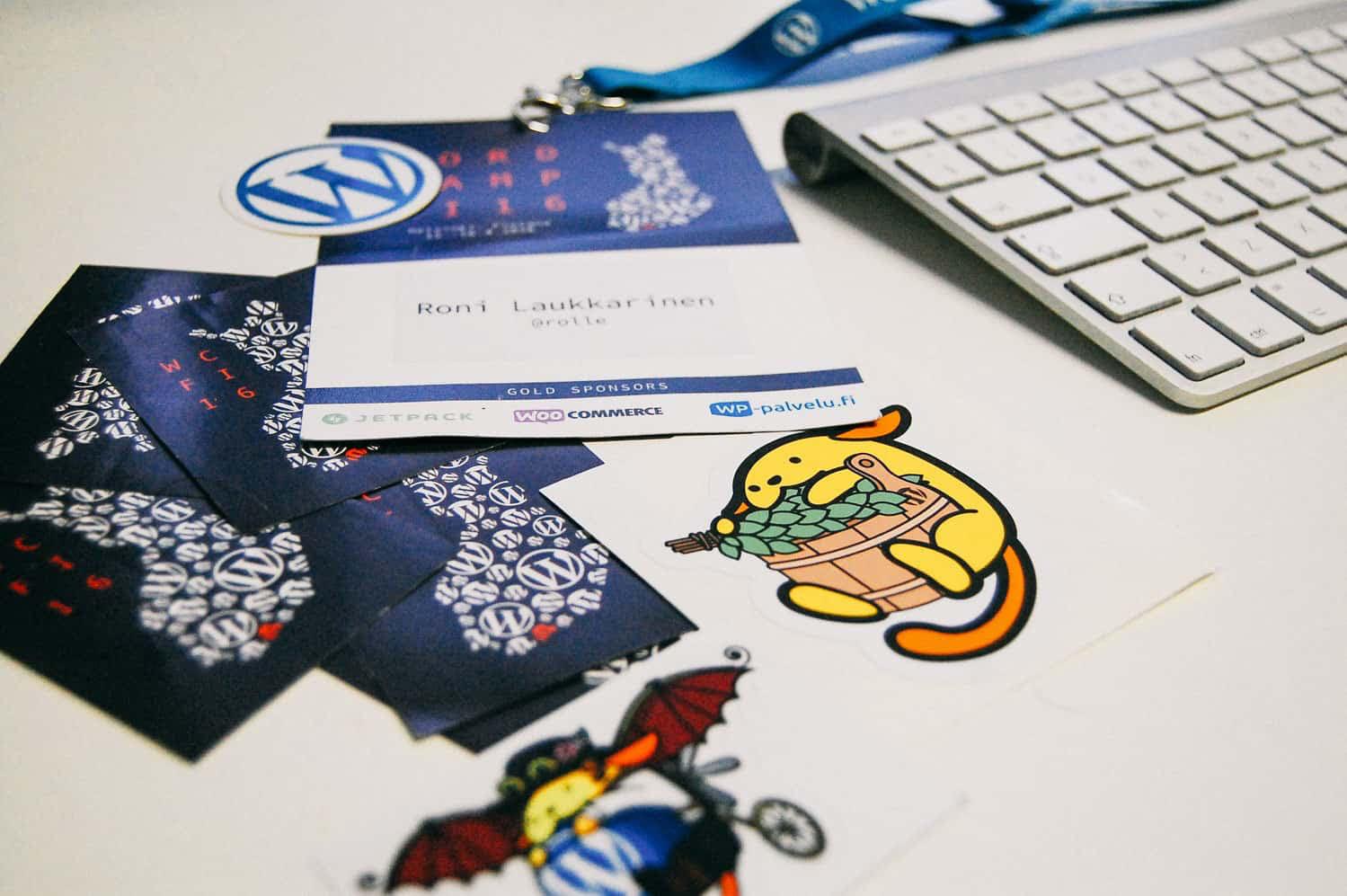 WordCamp Finland 2016 - Kooste ja Duden kuulumiset retkeltä - artikkelikuva
